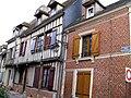 Beauvais rue d'Alsace (anciennes maisons) 1.jpg