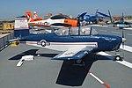 Beech T-34B Mentor '140936' (26251529867).jpg