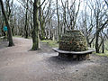 Beehive seat adjacent to the car park to Wheata Woods - geograph.org.uk - 702608.jpg