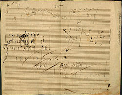 Image illustrative de l'article Sonate pour piano nº 28 de Beethoven
