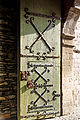 Belgium-6401 - Doorway to Gravensteen (14103891103).jpg