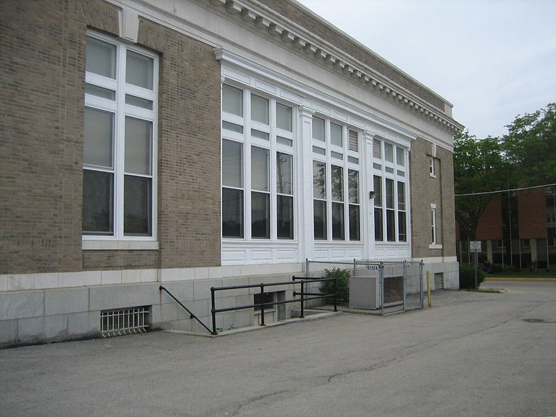 Belvidere (IL) United States  city pictures gallery : Belvidere IL United States Post Office14 Wikimedia Commons