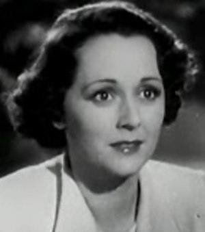 Benita Hume - from The Last of Mrs. Cheyney (1937)
