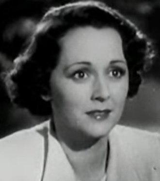 Benita Hume - from The Last of Mrs. Cheyney (1937)
