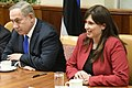Benjamin Netanyahu and Tzipi Hotovely (33169781132) (cropped).jpg