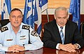 Benjamin Netanyahu and Yohanan Danino 2012.jpg