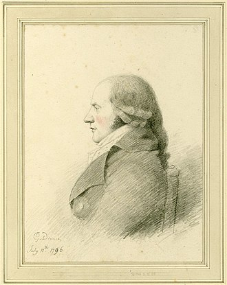 Benjamin Smith (engraver) - Benjamin Smith, by George Dance the Younger, 1796