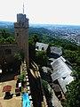 Bensheim-Auerbach – Schloss Auerbach – Südlicher Turm - panoramio.jpg