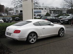 بنتلی کانتیننتال Bentley Continental