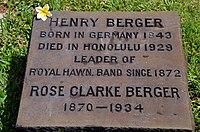 Berger Gravestone Kawaiahao 20140926.jpg
