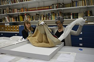 Berlin, Museum Europäischer Kulturen, Fleckelteppich NIK 0583.jpg
