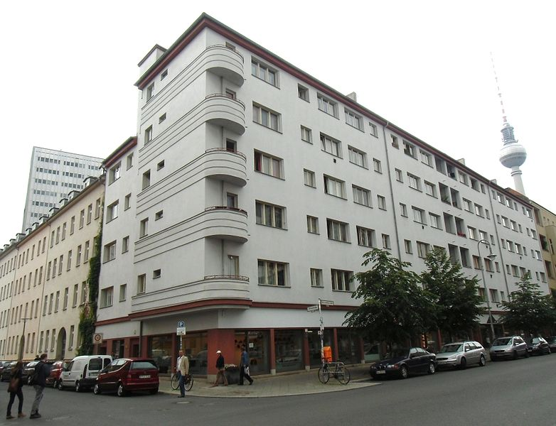 file berlin mitte rosa luxemburg stra e 22 28 jpg wikimedia commons. Black Bedroom Furniture Sets. Home Design Ideas
