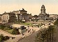 Berlin - Gendarmenmarkt - around 1900.jpg