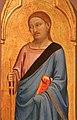 Bernardo daddi, ss. caterina d'alessandria e jacopo maggiore, 1345 ca. 03.jpg