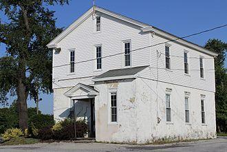 Bethel Township, Delaware County, Pennsylvania - School No. 2 and No. 4 in Bethel Township, Delaware County, Pennsylvania