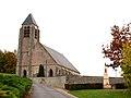 L'église Saint-Serein à Bethon (Marne) François GOGLINS Wikimedia Commons