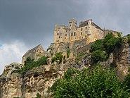 Beynac chateau 1