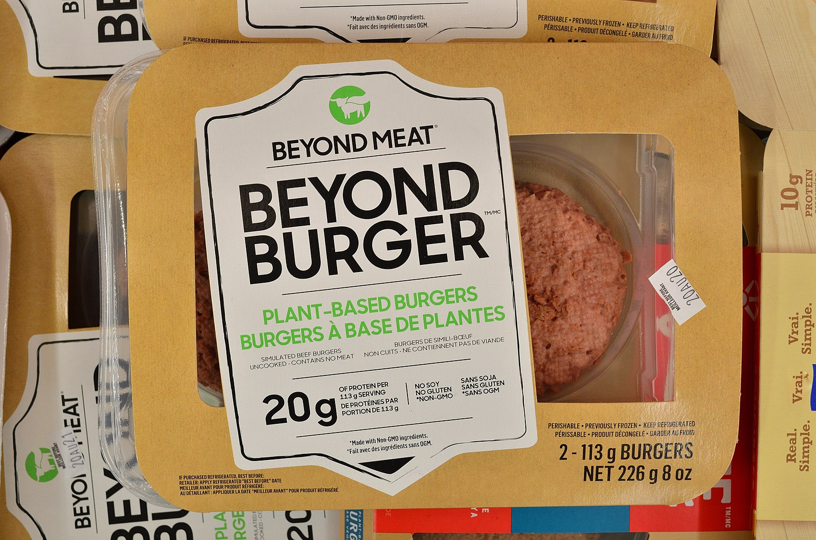 Beyond Meat and Pepsi Collaborate on Plant-Based Products