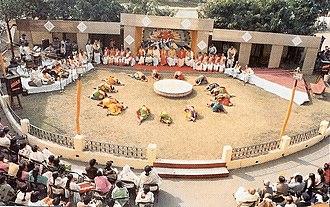 Bardhaman district - Image: Bharati Bhaban