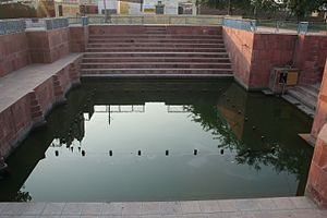 Thanesar - Bhishma Kund at Narkatari.