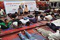 Bhujangasana - International Day of Yoga Celebration - NCSM - Kolkata 2015-06-21 7387.JPG