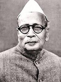 Bihar Vibhuti Dr Anugrah Narayan Sinha,first Bihar Dy Chief Minister.jpg