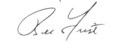 Bill Frist Signature.png