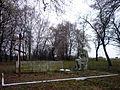Bilychi Ivanychivskyi Volynska-Monument to the countrymen-general view.jpg