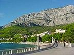 Makarska - Promenada nadmorska - Chorwacja