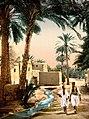رحلة إلى بسكرة بالجنوب الجزائري 89px-Biskra_street_1899