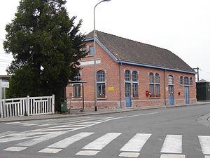 Bissegem - Image: Bissegem Station 1