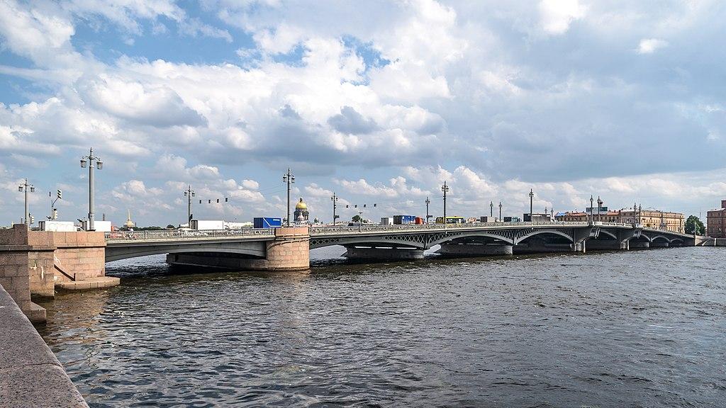 Разводные мосты санкт-петербурга коротко о главном