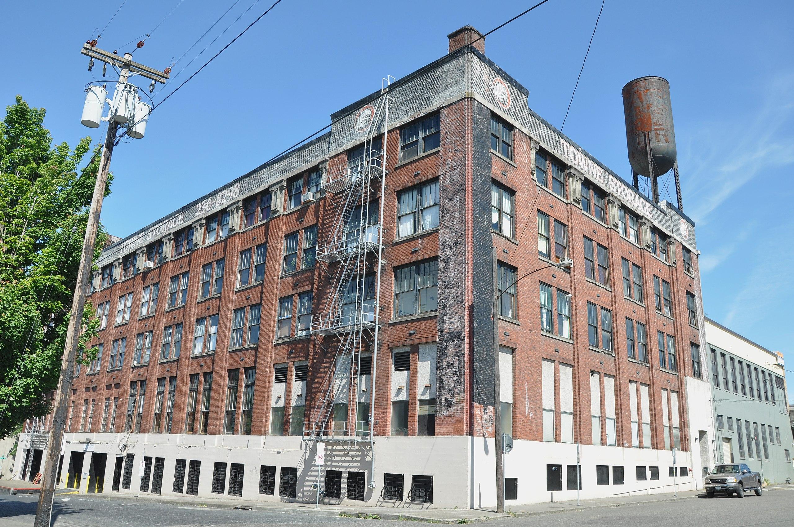 Blake McFall Company Building