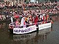 Boat 41 P&G292, Canal Parade Amsterdam 2017 foto 1.JPG