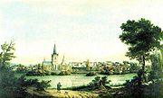 Bochum um 1830