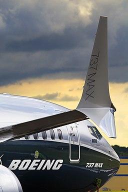Boeing 737-8 MAX Belyakov