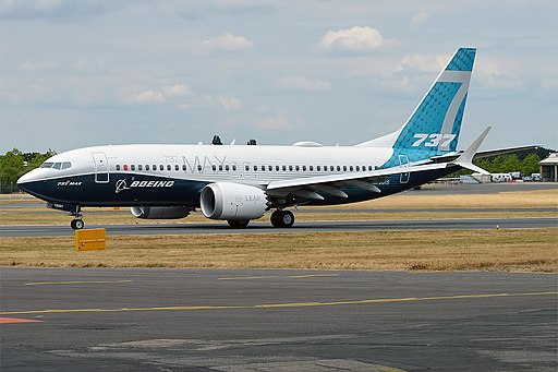 Boeing Company, N720IS, Boeing 737-7 MAX (30416417438)