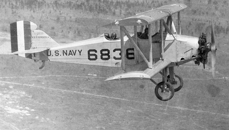 Boeing NB-1 landplane in flight near NAS Pensacola.jpeg