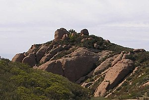 Satwiwa - Satwiwa is located at the foothills of Boney Mountain, a sacred mountain to the Chumash Native-Americans.