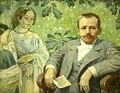 Borisov-Musatov with sister by F.Malyavin.jpg