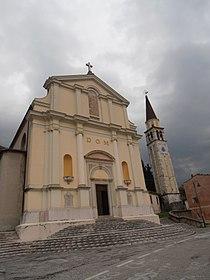 Borso del Grappa église.JPG