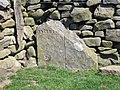 Boundary Stone - geograph.org.uk - 184938.jpg