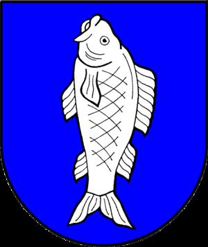 Bouzov - Image: Bouzov znak