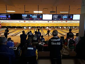 Bowling at the 2015 Pan American Games - Bowling competition took place at Planet Bowl (Pan Am Bowling Centre)