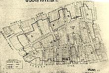 budapest jewish quarter map Budapest Ghetto Wikipedia budapest jewish quarter map