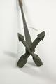 Brännjärn (två pilar i kors) - Livrustkammaren - 48197.tif