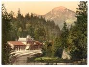 Brünig Bahnhof 1895