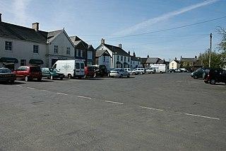 Bradworthy village in United Kingdom