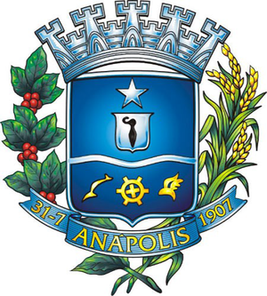 Anápolis - Image: Brasao anapolis