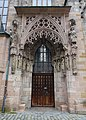 Brautportal - St. Sebald church - Nuremberg, Germany - DSC01918.jpg